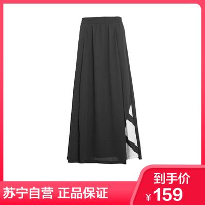阿迪達斯(adidas)Originals三葉草女士EQT中腰A型半身運動裙BP5085