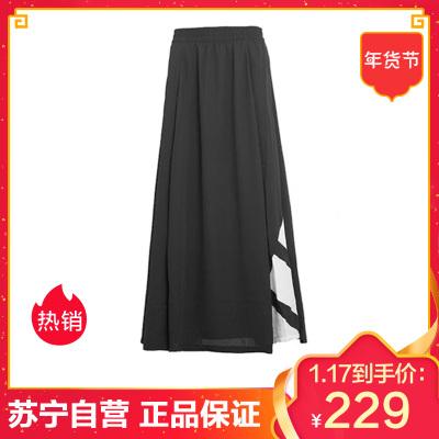 阿迪达斯(adidas)Originals三叶草女士EQT中腰A型半身运动裙BP5085