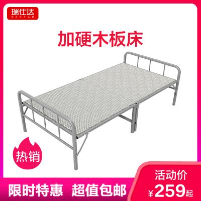 RESTAR瑞仕達折疊簡易木板床硬板折疊床板式單人床辦公室午休床午睡床實木床