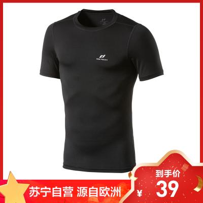 PRO TOUCH專業健身品牌源自歐洲新款 Keene ux 男子跑步訓練健身運動速干緊身短袖T恤 308214-050