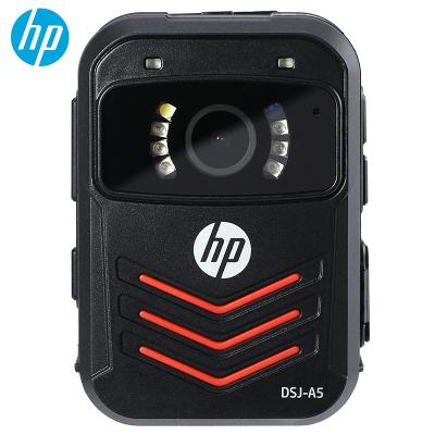 惠普(HP)DSJ-A5執法記錄儀1296P高清紅外防爆現場記錄儀行車記錄儀 標配128G