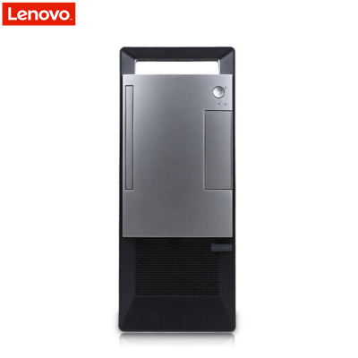 聯想(Lenovo)揚天T4900v 商用臺式電腦主機(九代Intel i5 9400 8GB 1TB 2G獨顯 DVDRW W10H)商用辦公 家用娛樂 企業采購學生用機性價比機