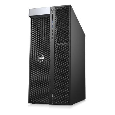戴尔(DELL) T7920 图形工作站电脑主机 铜牌3104丨单颗丨6核 1.7Ghz16G丨128+1T丨P620 2G独显