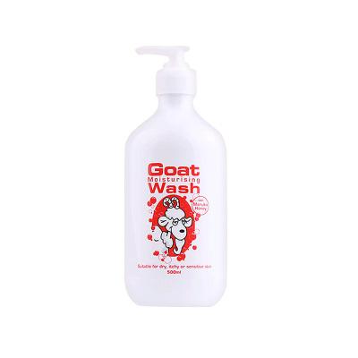 Goat Soap 天然山羊奶沐浴露 500ml 蜂蜜味