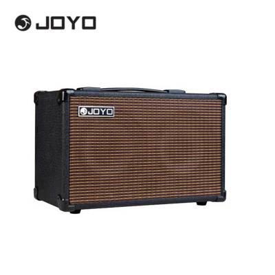 卓樂(JOYO)AC-40 民謠吉他 木吉他 電吉他 電貝司 吉他音箱充電便攜音響40W功率 戶外彈唱賣唱原聲吉他音箱