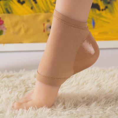 脚跟干裂保护套超薄防裂护足袜子脚后跟足跟痛保湿硅胶男女护脚套