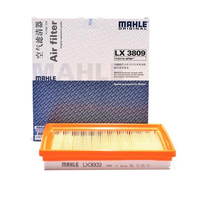 馬勒(MAHLE)空氣濾清器LX3809捷達新桑塔納朗行朗境明銳(EA211 自然吸氣用)