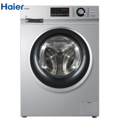 【99新】 Haier/海尔XQG80-BX12636喷淋漂洗8.0公斤HPM芯平衡滚筒洗衣机BLDC变频