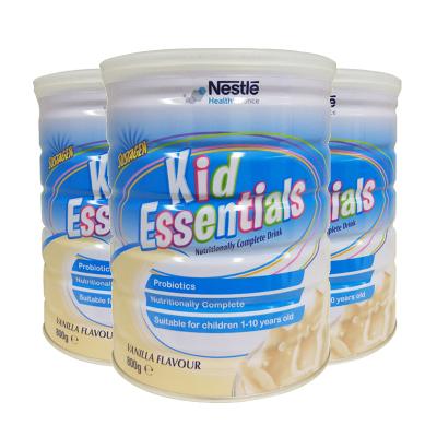 【直邮空运】Nestle雀巢Sustagen Kid Essentials 1-10岁儿童长高营养奶粉800g*3gua