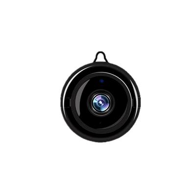 智能無線攝像頭wifi遠程家用高清夜視網絡手機微型套裝監控器 掛鉤款 標配無內存