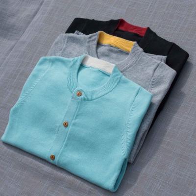 童裝男童開衫毛衣女童針織衫毛衣外套寶寶毛衣中大童開衫韓版新款