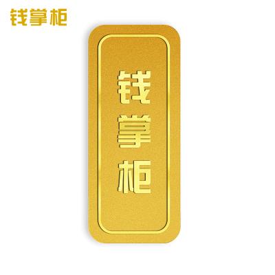 【錢掌柜】投資金條10g足金9999 投資黃金儲值黃金 收藏送禮