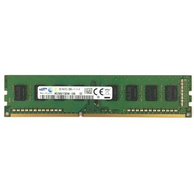 三星(SAMSUNG)原廠2G DDR3 1600 原裝臺式機內存條 PC3-12800U 兼容1333