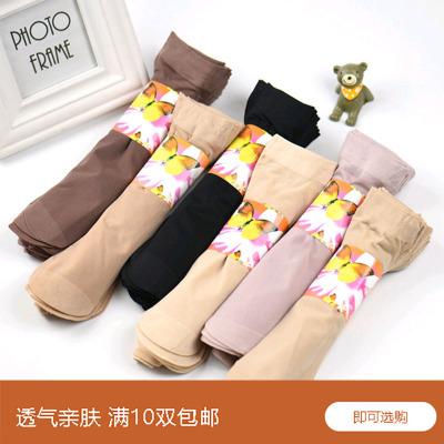 【1雙裝】紫舒花瓣 絲襪女 天鵝絨小辣椒絲襪 透明絲襪短