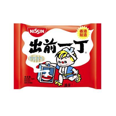 香港進口食品 出前一丁 方便面 麻油味 100g/袋