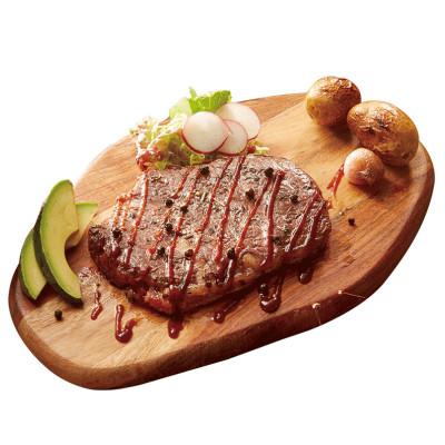 赤豪 澳洲进口 黑胡椒家庭牛排150g 生鲜冷冻