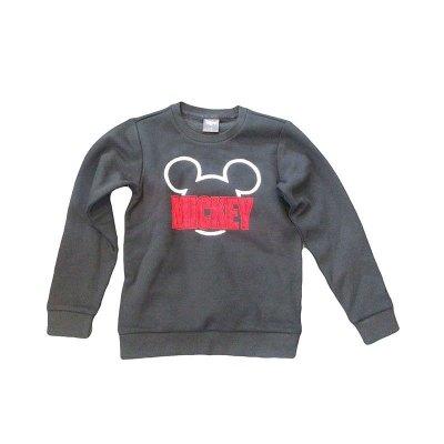 李寧童裝迪士尼米奇聯名款衛衣男女大小童新款套頭長袖上衣YWDP296
