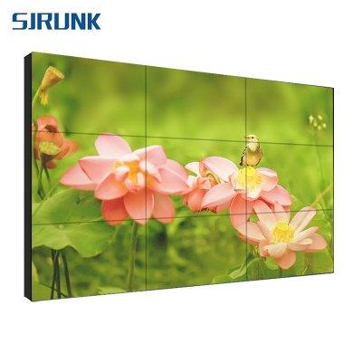 視疆液晶拼接屏安防監控大屏46/49/55英寸LED高清視頻會議顯示器LG顯示屏 49英寸3.5mmSJ100-49L1