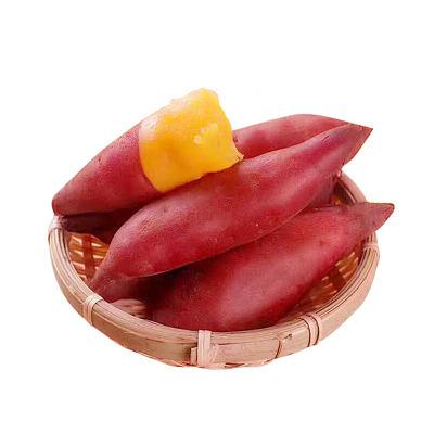 天目山小香薯2.5斤 手指小香薯红薯蜜薯番薯板栗薯山芋红芋头红皮黄心迷你红薯新鲜蔬菜 偶数发货汇尔康,HR