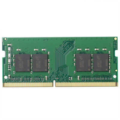 金士顿(Kingston)KVR DDR4 2400 4GB 笔记本内存