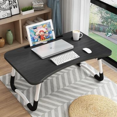 床上书桌电脑做桌大学生懒人桌学习宿舍神器床桌小桌子折叠床上桌