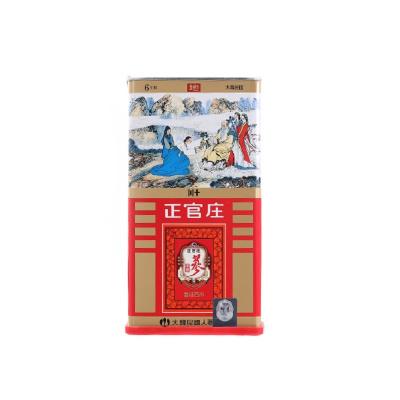 正官莊高麗參地參30支150g(10根)韓國原裝進口(Korean Red Ginseng) 六年根人參 紅參 滋補禮品