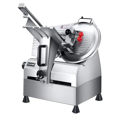 樂創(lecon)LC-QRJ32 全自動切片機切肉機商用凍肉肥牛羊肉卷切片機羊肉刨肉機刨片機