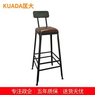 匡大酒吧椅吧臺吧椅接待椅餐椅培訓椅KDYC12