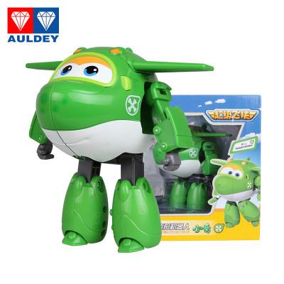 奥迪双钻(AULDEY)超级飞侠 益智玩具 变形机器人-小青