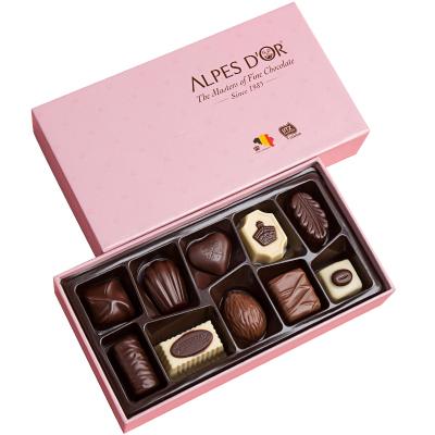 【2件8折 3件7折】愛普詩比利時進口夾心巧克力禮盒 中秋節禮物禮品 108g 【有效期至21年2月份】