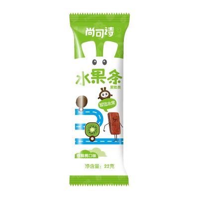 尚可诗水果条(猕猴桃味)22克条装健康营养儿童零食果肉条果糕无添加 袋装 果蔬类