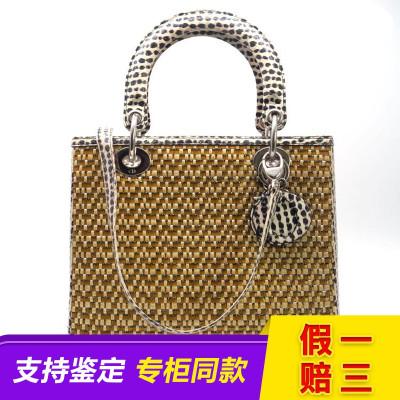 【二手9成新】迪奥/Dior 戴妃手提/单肩/斜挎包