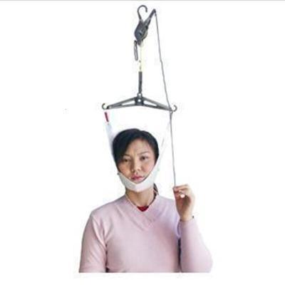 家庭保健养生老人悬式 劲锥牵引架吊带颈椎牵引器家用颈病椎拉伸矫正椅脖子疼
