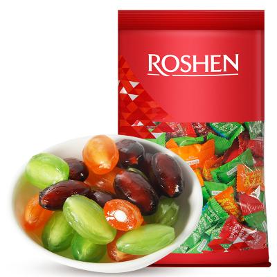 如胜泡泡进口糖果俄罗斯水果糖硬糖1000g招待酸糖果批发小零食
