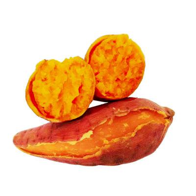 米又福建六鰲紅心小番薯 2.5斤中果(偶數件發 拍2件合并發貨)