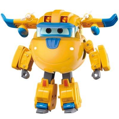 奧迪雙鉆 超級飛俠 樂迪小愛奧迪雙鉆超級裝備聲光變形機器人炫酷玩具