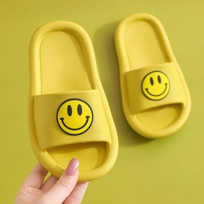依藍圣雪(精選品質)兒童涼拖鞋夏天室內防滑男女童洗澡親子軟底小孩拖鞋