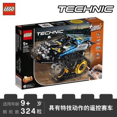 LEGO樂高 Technic機械組系列 遙控特技賽車42095