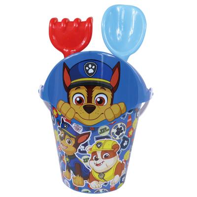 汪汪隊立大功兒童沙灘桶玩具套裝玩沙子決明子工具男孩女孩玩具充氣玩具MC08-26 顏色隨機打