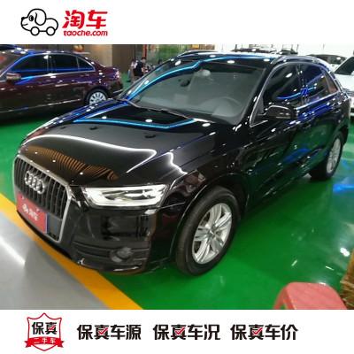【訂金銷售】 奧迪 Q3 2013款 35TFSI quattro 技術型 淘車二手車
