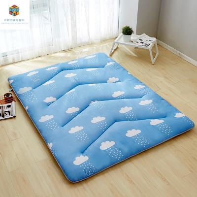 【精品好貨】榻榻米防滑床墊1.5m1.2m1.8米床 褥子超柔單雙人海綿墊背學生床墊