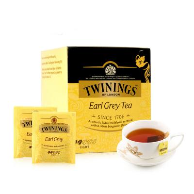 Twinings川宁 英国豪门伯爵红茶茶叶 进口英式红茶包 袋泡茶 20g