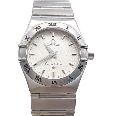 【二手95新】欧米茄OMEGA星座系列1572.30.00女表石英奢侈品钟手表腕表