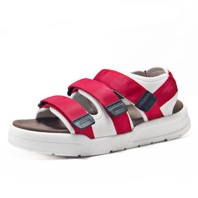 361凉鞋男鞋运动鞋2019夏季新款防滑沙滩耐磨魔术贴361度休闲凉鞋
