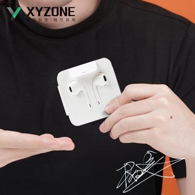 Apple 蘋果原裝有線耳機 入耳式扁口 iPhone7/7plus/8/8plus/x 官方正品 原拆