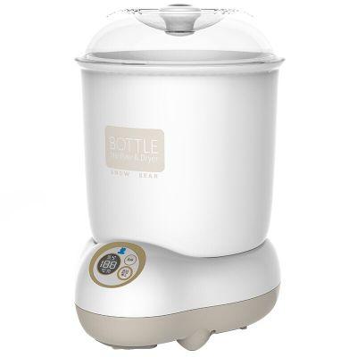 小白熊(XIAOBAIXIONG)奶瓶消毒器大容量嬰兒消毒鍋帶烘干寶寶消毒烘干器2.3kg 45minHL-0871