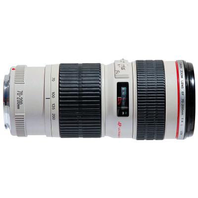 【二手95新】佳能/Canon EF 70-200mm f/4L USM(小小白) 紅圈恒定光圈鏡頭