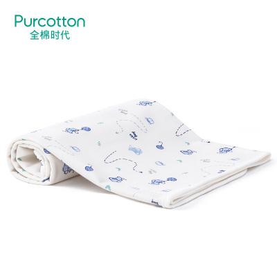 全棉时代 婴儿纱布复合隔尿垫90x70cm, 1条装