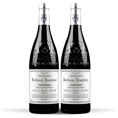 法国AOP红酒干红葡萄酒 原瓶进口红酒 原装进口葡萄酒红酒套装