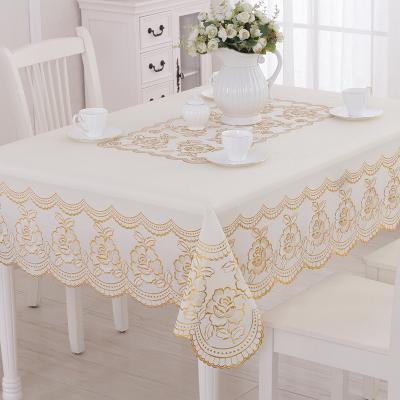 迈布庭 桌布防水防油免洗PVC环保塑料桌垫餐桌布茶几垫茶几布饭桌布软塑料台布